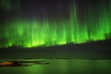 Aurora Borealis or Northern Lights, Iceland Photographic Print by  Arctic-Images