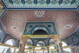 Old City, Temple Mount, Detail of the Dome of the Chain Reproduction photographique par Massimo Borchi