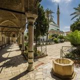 Al-Jazzar Mosque, the Exterior Reproduction photographique par Massimo Borchi