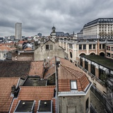 View of the Town from the Panoramic Terrace Reproduction photographique par Massimo Borchi