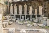 Pompeii, Necropolis Impressão fotográfica por Guido Cozzi