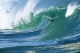 Ocean Waves Fotografisk trykk av Rick Doyle
