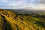 Cleve Hill, Part of the Cotswold Hill, Cheltenham, the Cotswolds, Gloucestershire, England Reproduction photographique par Matthew Williams-Ellis