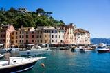 Portofino, Liguria, Italy, Europe Stampa fotografica di Peter Groenendijk