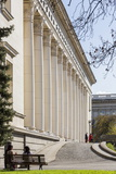 National Library, St. Cyril and Metodiy, Sofia, Bulgaria, Europe Reproduction photographique par Giles Bracher