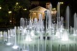 Ivan Vasov, National Theatre, City Garden Park, Sofia, Bulgaria, Europe Reproduction photographique par Giles Bracher
