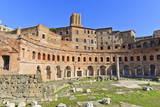 Trajan's Markets, Forum Area, Rome, Lazio, Italy, Europe Photographic Print by Eleanor Scriven