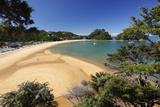 Kaiteriteri Beach, Kaiteriteri, Nelson Region, South Island, New Zealand, Pacific Reproduction photographique par Stuart Black