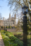 A View of Kings College from the Backs, Cambridge, Cambridgeshire, England, United Kingdom, Europe Photographic Print by Charlie Harding