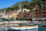 Portofino, Liguria, Italy, Mediterranean, Europe Stampa fotografica di Peter Groenendijk