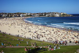 Bondi Beach, Sydney, New South Wales, Australia, Pacific Photographic Print by Mark Mawson
