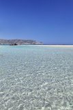 Elafonisi Beach, West Coast, Natural Park, Red Sand, Crete, Greek Islands, Greece, Europe Impressão fotográfica por Markus Lange