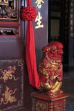 Cheng Hoon Teng Temple, Melaka (Malacca), Malaysia, Southeast Asia, Asia Photographic Print by Richard Cummins