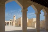 Doha Souq, Doha, Qatar, Middle East Fotografisk trykk av Frank Fell