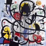 May, 1968 Giclee-trykk av Joan Miró