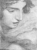 Winds from the South Gicléetryck av Frederick Cayley Robinson