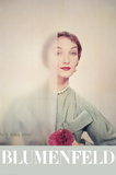 Paris (1950) Look Collectable Print by Erwin Blumenfeld