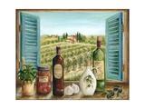 Tuscan Delights Art par Marilyn Dunlap