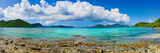 Leinster Bay, St. John, Us Virgin Islands Photographic Print by  Panoramic Images