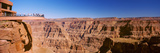Grand Canyon Skywalk, Eagle Point, West Rim, Grand Canyon, Arizona, USA Photographic Print by  Panoramic Images