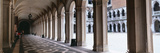 Corridor at a Palace, Doge's Palace, Venice, Veneto, Italy Fotografisk tryk