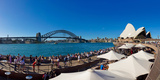 Sydney Opera House, Sydney, New South Wales, Australia Fotografisk trykk av Panoramic Images,