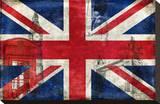 The English Way Opspændt lærredstryk af Luke Wilson