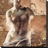 Venus de Milo Sträckt kanvastryck av Sylvie Bellaunay