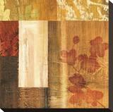 Ensemble Naturel I Stretched Canvas Print by Martine Reynaud
