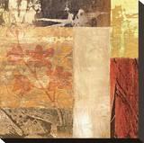 Ensemble Naturel II Stretched Canvas Print by Martine Reynaud