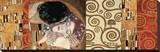 Deco Collage (from The Kiss) Reproducción de lámina sobre lienzo por Gustav Klimt