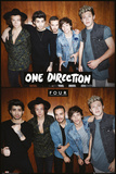 One Direction - Four Affiches