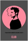 Club Poster 1 Posters av Anna Malkin