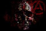 Soa Skull Muovikyltit
