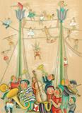 Le Cirque Spesialversjon av Francoise Deberdt