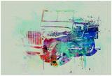 Jeep Willis Posters por  NaxArt