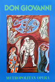 Don Giovanni (Metropolitan Opera) Collectable Print by André Masson