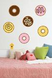 Donuts Veggoverføringsbilde