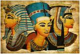 Ancient Egyptian Parchment Pôsters por  Maugli-l