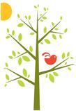 Red Songbird Posters par  Avalisa
