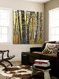 Treescape 4 Art by Carole Malcolm