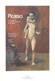 Le Deux Freres (Text) Impressão colecionável por Pablo Picasso
