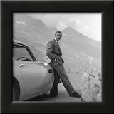 James Bond - Aston Martin Poster