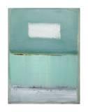 Azure Blue I Giclée-Druck von Caroline Gold