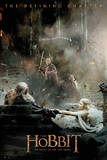 The Hobbit - Battle of Five Armies Aftermath Posters