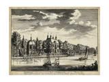 Views of Amsterdam VI Prints by Nicolaus Visher