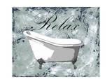 Relax, Refresh II Premium-giclée-vedos tekijänä Jade Reynolds