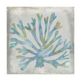 Watercolor Coral I Arte por Megan Meagher