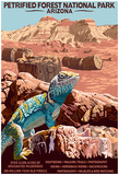Petrified Forest National Park - Arizona Posters