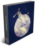Le Petit Prince sur la Lune 1 Bedruckte aufgespannte Leinwand